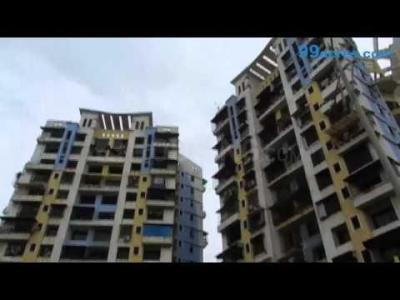 Gallery Cover Image of 1100 Sq.ft 2 BHK Apartment for buy in Earth Grow More Tower, Kharghar for 12500000