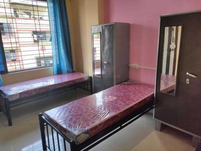Bedroom Image of Moti Enterprises PG in Airoli