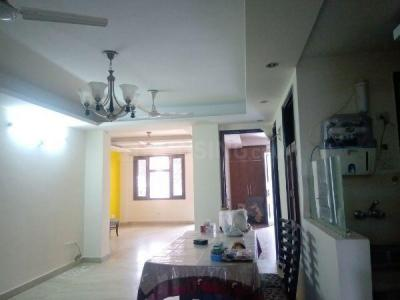 Gallery Cover Image of 1800 Sq.ft 3 BHK Independent Floor for rent in Chhattarpur for 25000