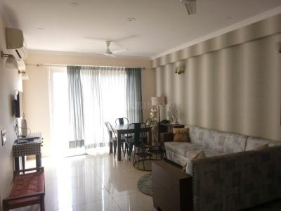 Gallery Cover Image of 1500 Sq.ft 2 BHK Apartment for rent in Jakhan for 25000