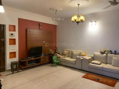 Gallery Cover Image of 1850 Sq.ft 3 BHK Apartment for rent in Indira Nagar for 45000