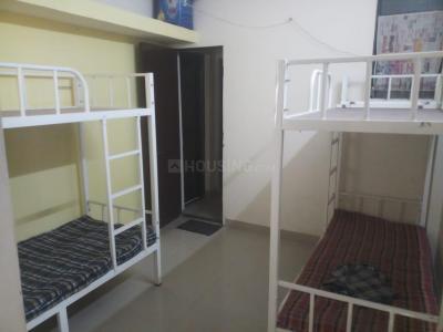 Balcony Image of Swamiraj Hostel in Tathawade