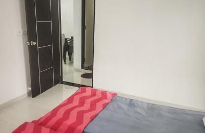 Bedroom Image of Royal Hills Flat No 202 in Bavdhan