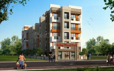 Gallery Cover Image of 670 Sq.ft 1 BHK Apartment for buy in Skyline Springwood Park, Badlapur West for 2482025