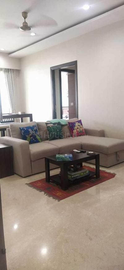 Living Room Image of 1000 Sq.ft 2 BHK Apartment for rent in Bandra West for 125000