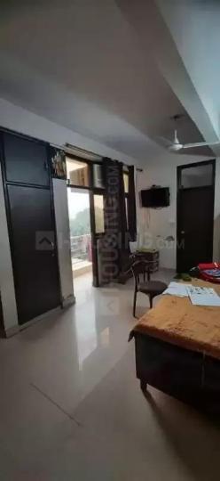 गौतम नगर में गुप्ता पीजी में बेडरूम की तस्वीर