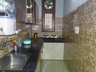 Kitchen Image of Kiran PG in Dwarka Mor