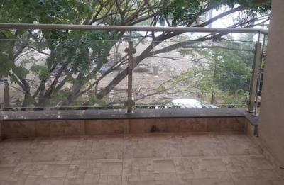 Balcony Image of Royal Hills Flat No 202 in Bavdhan