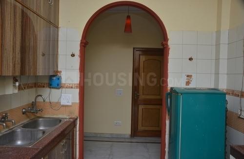Kitchen Image of Rajan Goyal Nest in Vikaspuri