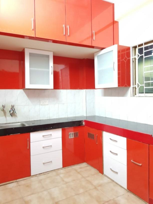 Kitchen Image of 1800 Sq.ft 3 BHK Independent House for rent in Tarnaka for 20000