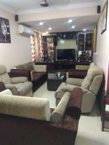 Gallery Cover Image of 1750 Sq.ft 3 BHK Apartment for rent in Sector 6 Dwarka for 29500
