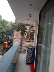 Balcony Image of Six Eight Smart Home in Pul Prahlad Pur