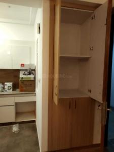 Gallery Cover Image of 506 Sq.ft 1 RK Apartment for rent in Nimbus The Golden Palms, Sector 168 for 15000