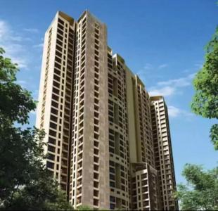 Gallery Cover Image of 650 Sq.ft 1 BHK Apartment for buy in Kasarvadavali, Thane West for 4990000