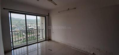 Gallery Cover Image of 710 Sq.ft 1 BHK Apartment for rent in Marvel Shanti Heights, Kopar Khairane for 23000