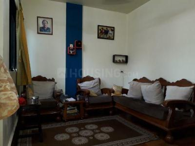 Gallery Cover Image of 550 Sq.ft 1 BHK Villa for buy in Airoli for 7500000