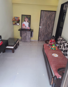 Gallery Cover Image of 600 Sq.ft 1 BHK Apartment for buy in Nath Elite Homes, Kharghar for 5500000