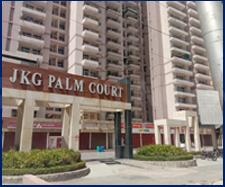 Gallery Cover Image of 1635 Sq.ft 3 BHK Apartment for buy in JKG Palm Court, Noida Extension for 6000000