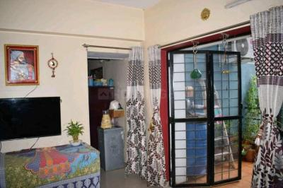 Gallery Cover Image of 617 Sq.ft 1 BHK Apartment for buy in Crystal Castle, Dhayari for 3500001