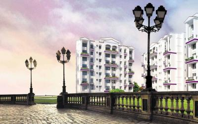 Gallery Cover Image of 591 Sq.ft 1 BHK Apartment for buy in Mahalunge for 4100000