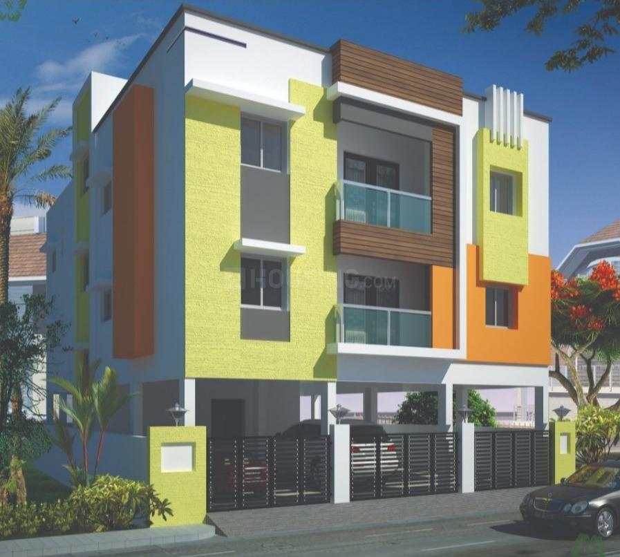 Building Image of 1147 Sq.ft 3 BHK Apartment for buy in Madambakkam for 6650000