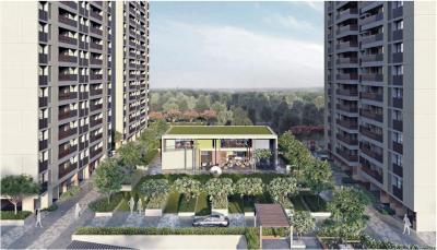 Gallery Cover Image of 3538 Sq.ft 4 BHK Apartment for buy in Goyal Riviera Elite , Bopal for 17700000