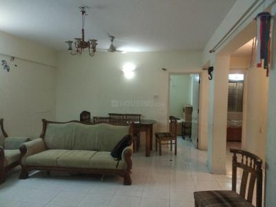 Gallery Cover Image of 1200 Sq.ft 2 BHK Apartment for rent in Anjanapura Township for 22000