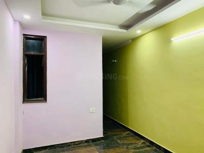 Gallery Cover Image of 500 Sq.ft 1 BHK Independent Floor for rent in Chhattarpur for 8500