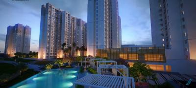 Gallery Cover Image of 1345 Sq.ft 2 BHK Apartment for buy in Kokapet for 8068655