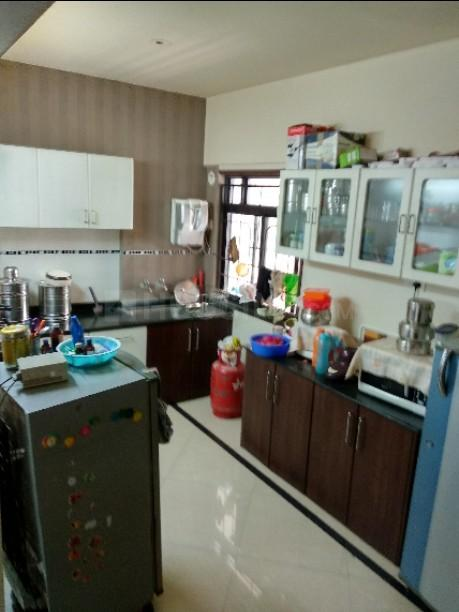 Kitchen Image of 1100 Sq.ft 2 BHK Apartment for rent in Hadapsar for 17000