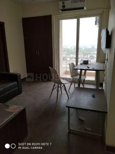 Gallery Cover Image of 408 Sq.ft 1 RK Apartment for rent in Sector 168 for 11000