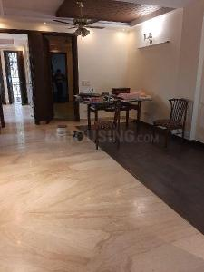 Gallery Cover Image of 1400 Sq.ft 3 BHK Independent Floor for rent in RWA East of Kailash Block E, Greater Kailash for 42000