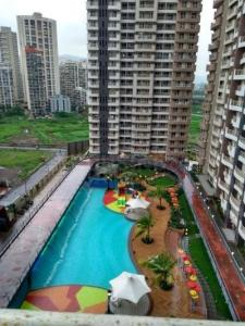 Gallery Cover Image of 940 Sq.ft 2 BHK Apartment for buy in Paradise Sai Mannat, Kharghar for 13600000
