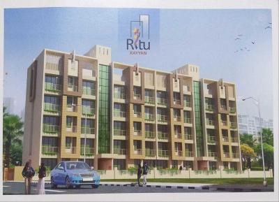 Gallery Cover Image of 705 Sq.ft 2 BHK Apartment for buy in Ritu Rayyan, Mira Road East for 4089000