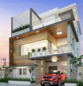 Gallery Cover Image of 1814 Sq.ft 4 BHK Independent House for buy in Clement Town for 6400000