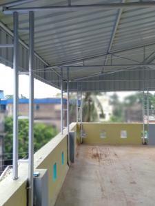 Balcony Image of Abhishan Ladies PG in Barasat