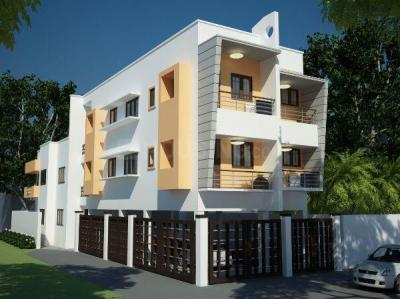 Gallery Cover Image of 610 Sq.ft 1 BHK Apartment for buy in Iyyappanthangal for 2745000