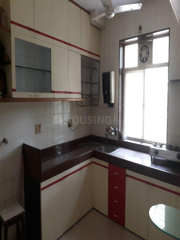 Kitchen Image of 1000 Sq.ft 2 BHK Apartment for rent in Borivali West for 34000