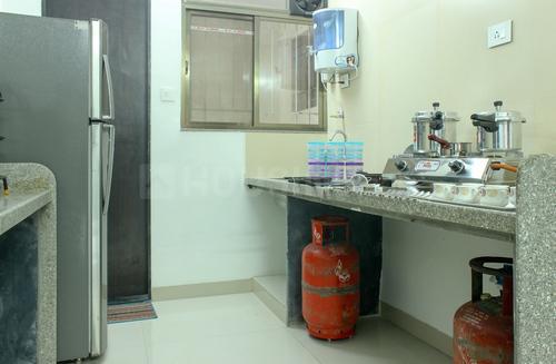 Kitchen Image of F 602 Wisdom Park in Pimpri