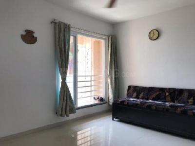 Gallery Cover Image of 688 Sq.ft 1 BHK Apartment for rent in Thane West for 15000