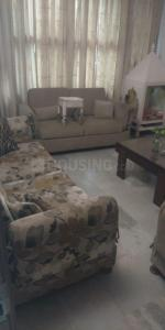 Gallery Cover Image of 1500 Sq.ft 3 BHK Independent Floor for rent in 42, Garhi for 28000