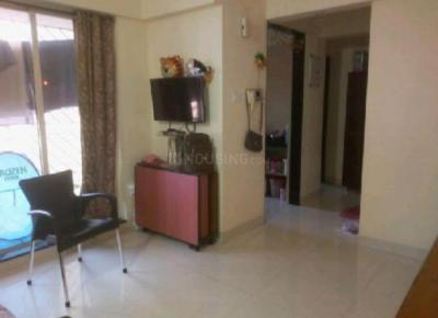 Gallery Cover Image of 635 Sq.ft 1 BHK Apartment for rent in Spe Eksar Heights, Borivali West for 25000