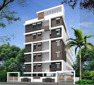 Gallery Cover Image of 1445 Sq.ft 3 BHK Apartment for buy in Saroornagar for 7600000