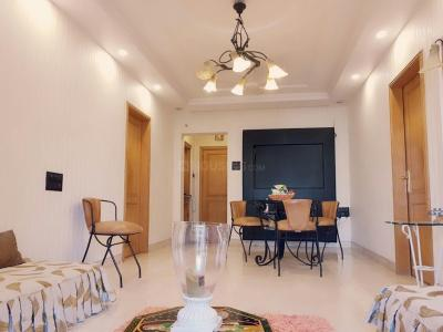 Gallery Cover Image of 1750 Sq.ft 3 BHK Apartment for rent in Bandra West for 250000