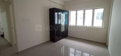 Gallery Cover Image of 1062 Sq.ft 3 BHK Apartment for rent in Freedom Cosmo City, Pudupakkam for 12000