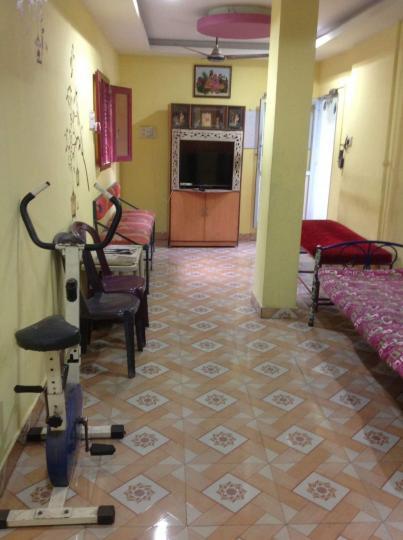 केके नगर में मल्लिगाई लेडिज होस्टल के बेडरूम की तस्वीर