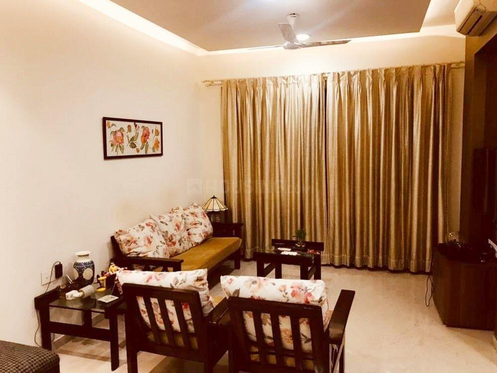 Living Room Image of 1520 Sq.ft 3 BHK Apartment for rent in Chembur for 52000