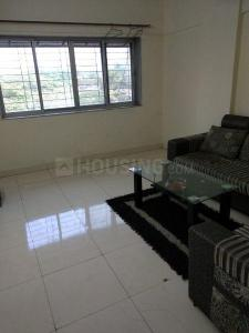 Gallery Cover Image of 750 Sq.ft 1 BHK Apartment for rent in Reputed Luv Kush Tower, Chembur for 35000