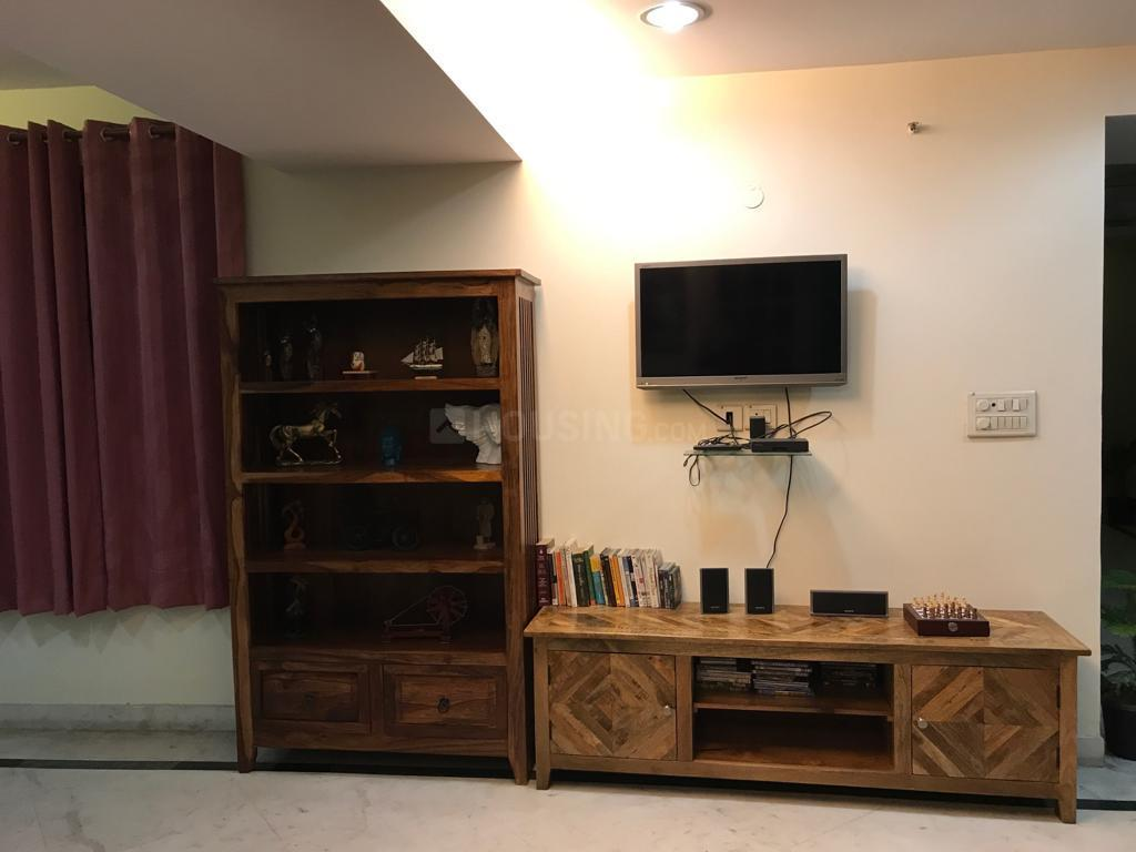 Bedroom Image of 400 Sq.ft 1 RK Apartment for rent in DLF Phase 1 for 14000