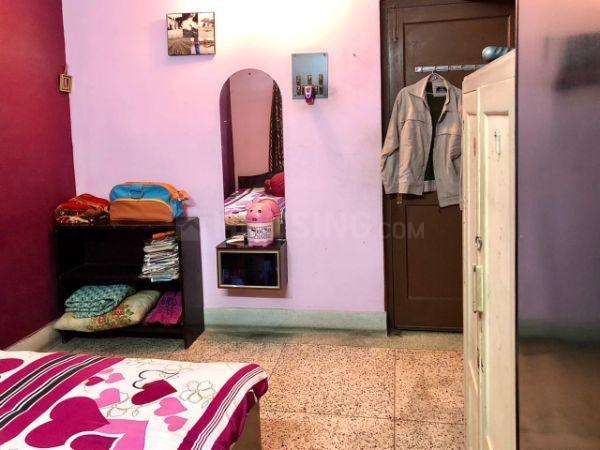 कस्बा में कस्बा कोलकाता के बेडरूम की तस्वीर